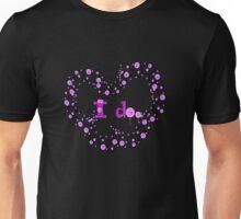 i do txt hearts lollipop candy graphic art Unisex T-Shirt