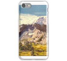 MT Rainier  iPhone Case/Skin