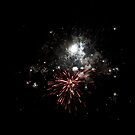 Canada Day Fireworks by Areej Obeid