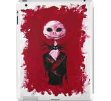 Jack the Pumpkin King iPad Case/Skin