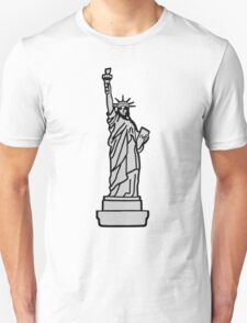 American Statue of Liberty T-Shirt