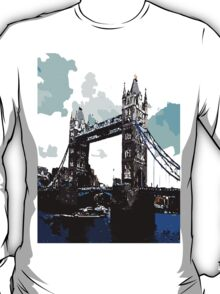 London Tower Bridge UK T-Shirt