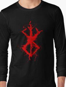 Berserk - Sacrifice - splatter version Long Sleeve T-Shirt