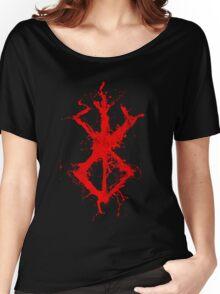 Berserk - Sacrifice - splatter version Women's Relaxed Fit T-Shirt