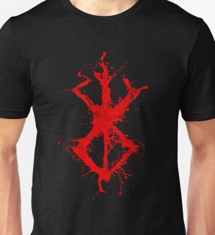 Berserk - Sacrifice - splatter version Unisex T-Shirt