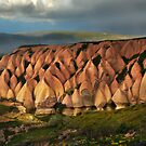 The Hills of Cappadocia by Peter Hammer