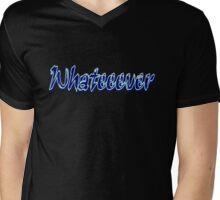 whatever txt graphic art Mens V-Neck T-Shirt