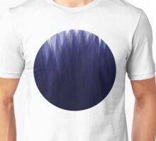 Shady Landscape (Blue) Unisex T-Shirt