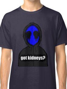 Eyeless Jack Got Kidneys? Classic T-Shirt