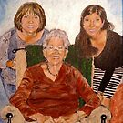Three Generations  by Jennifer Ingram