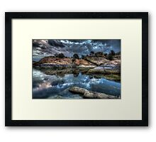 Somewhere in a Dream Framed Print