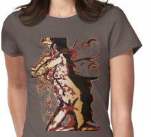 Dark Fairy V2 Womens Fitted T-Shirt