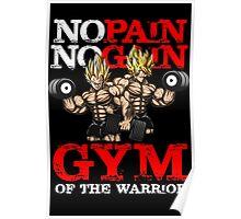 NO PAIN, NO GAIN! Poster