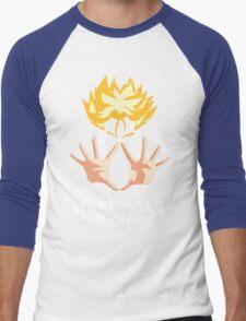 Burning Attack - Trunks Men's Baseball ¾ T-Shirt