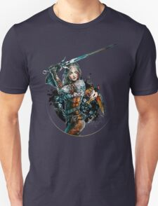 Ciri - The Witcher Wild Hunt Unisex T-Shirt