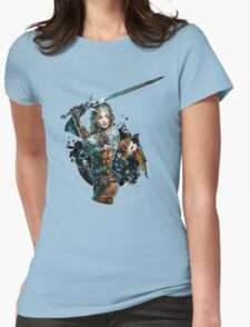 Ciri - The Witcher Wild Hunt Womens Fitted T-Shirt