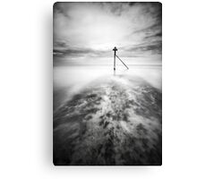 Point of Reference Canvas Print