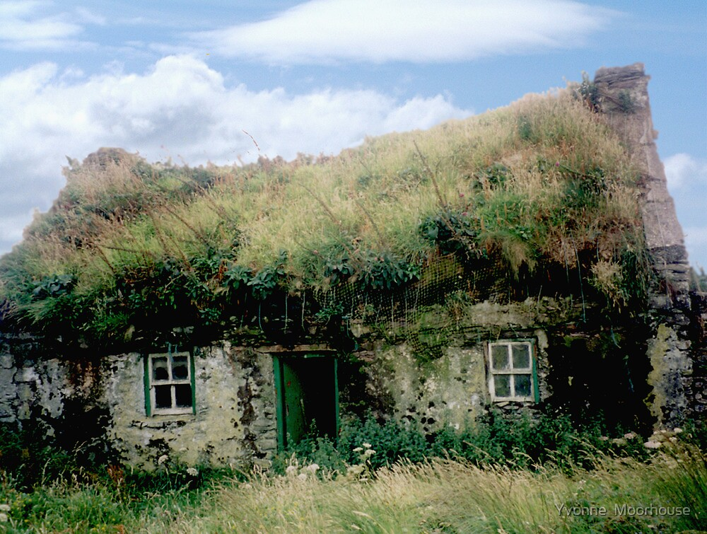 Quot Irish Cottage Bolus Head Co Kerry Quot By Yvonne North