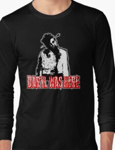 Daryl Was Here! T-Shirt