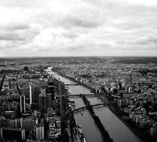 Follow The River  by Daniel Chang