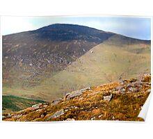Mountain Scene - Poster