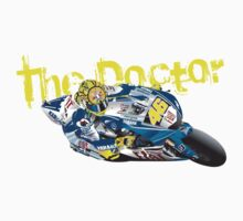 The Doctor. Valentino Rossi One Piece - Short Sleeve