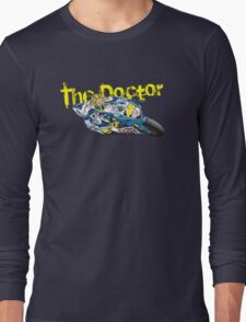 The Doctor. Valentino Rossi Long Sleeve T-Shirt