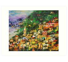 Vernazza - Cinque Terre- Italy  II. Art Print