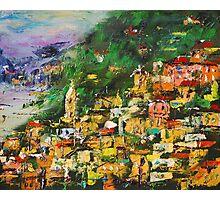 Vernazza - Cinque Terre- Italy  II. Photographic Print