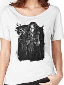 Yennefer - The Witcher Wild Hunt Women's Relaxed Fit T-Shirt