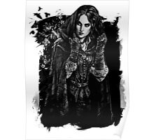 Yennefer - The Witcher Wild Hunt Poster