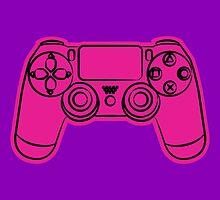Gamer- pink by Lauramazing