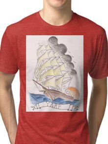 Y.A.R.P. Tri-blend T-Shirt