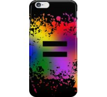 Equality Ink iPhone Case/Skin