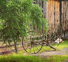 Burnside Plantation farm equipment.....  by DaveHrusecky