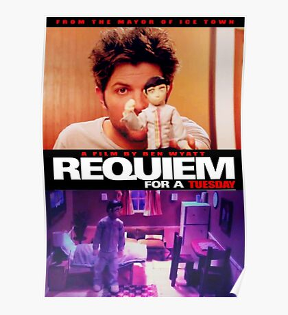 Requiem for a Tuesday Poster