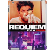 Requiem for a Tuesday iPad Case/Skin