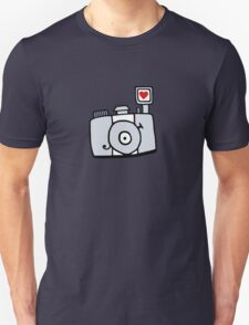 Adjust Your Focus - Grey Unisex T-Shirt