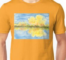 Autumnal Reflections Unisex T-Shirt