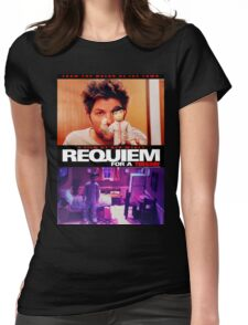 Requiem for a Tuesday Womens Fitted T-Shirt