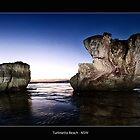 Turimetta Rocks by JayDaley