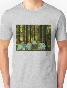 Bulbisaur squad T-Shirt