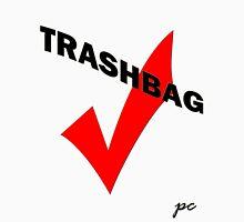 Trashbag pc Womens Fitted T-Shirt