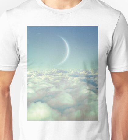 Dream Above The Clouds Unisex T-Shirt
