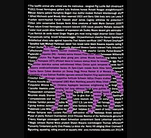 """""""The Year Of The Pig / Boar"""" Clothing Womens Fitted T-Shirt"""