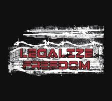 Legalize Freedom by lab80