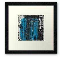 New York Series 2015 027 Framed Print