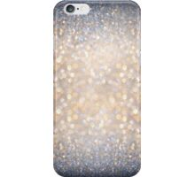 Glimmer of Light (Ombré Glitter Abstract) iPhone Case/Skin