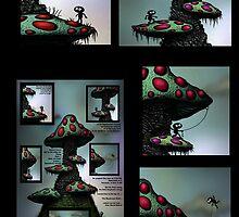 The Mushroom God! by Charcoal76