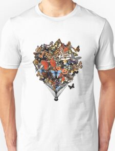 Sky High Butterflies Unisex T-Shirt